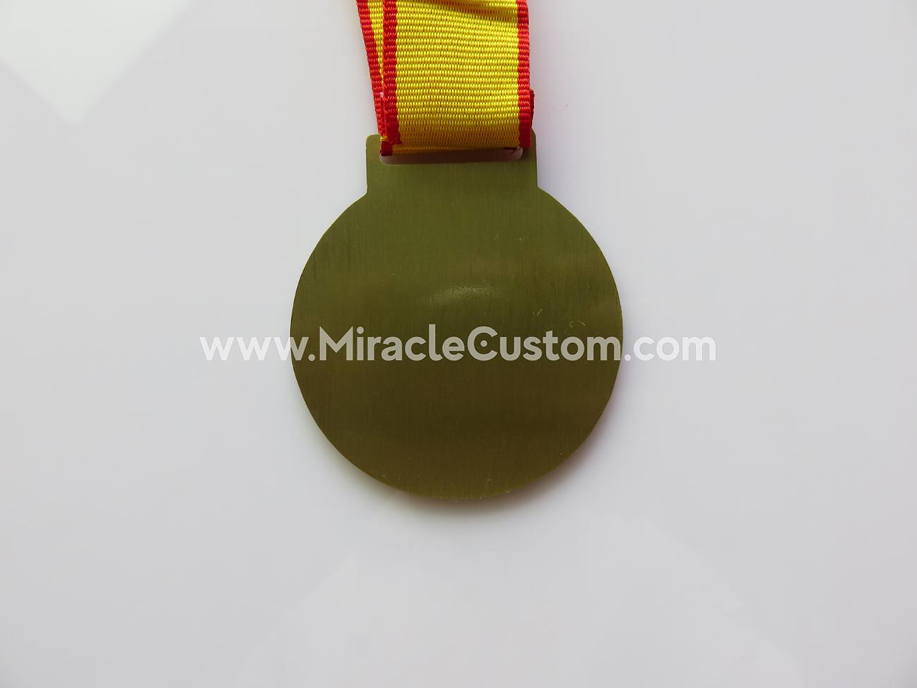 custom race medal factory