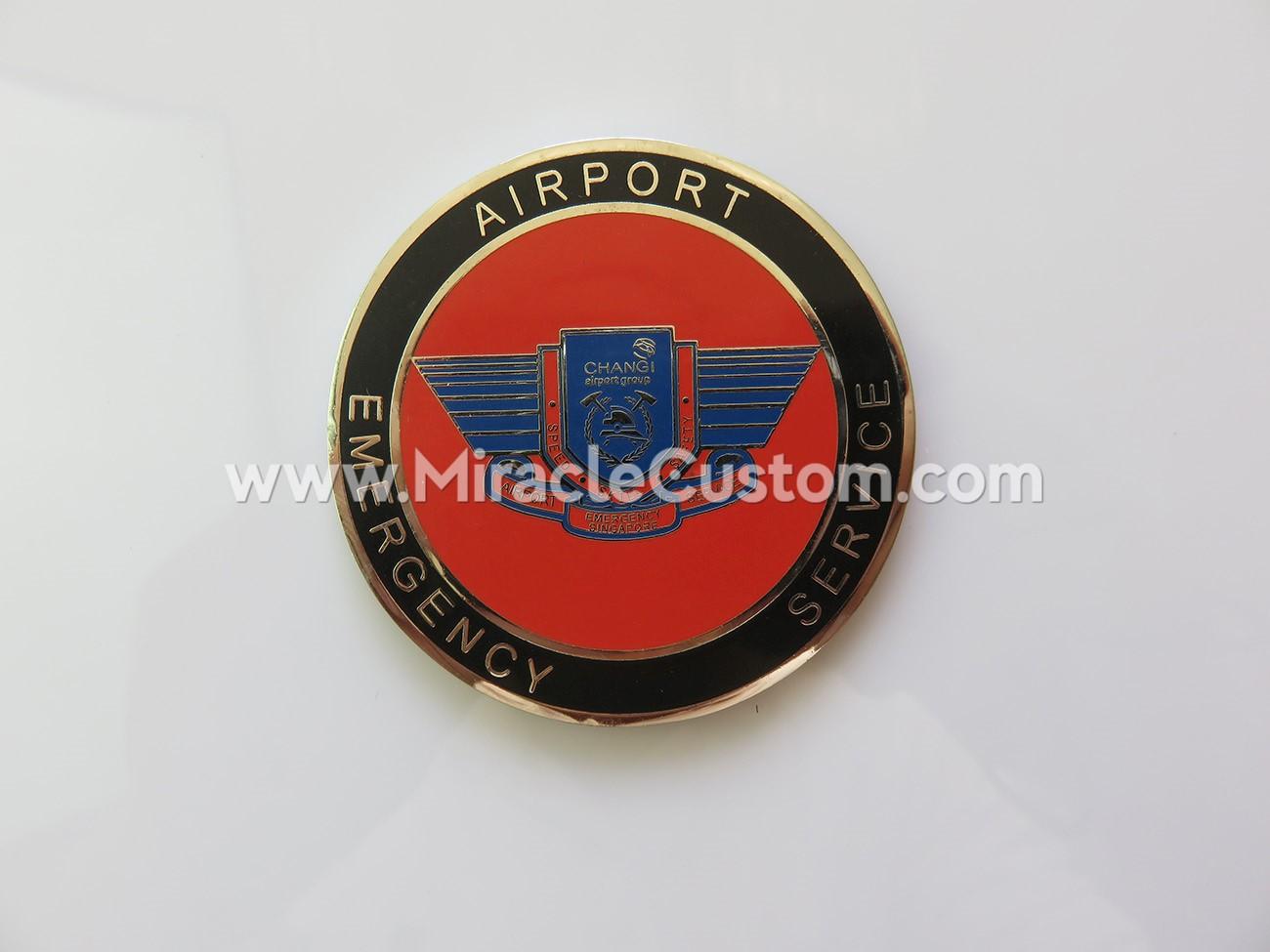 custom epoxy coins