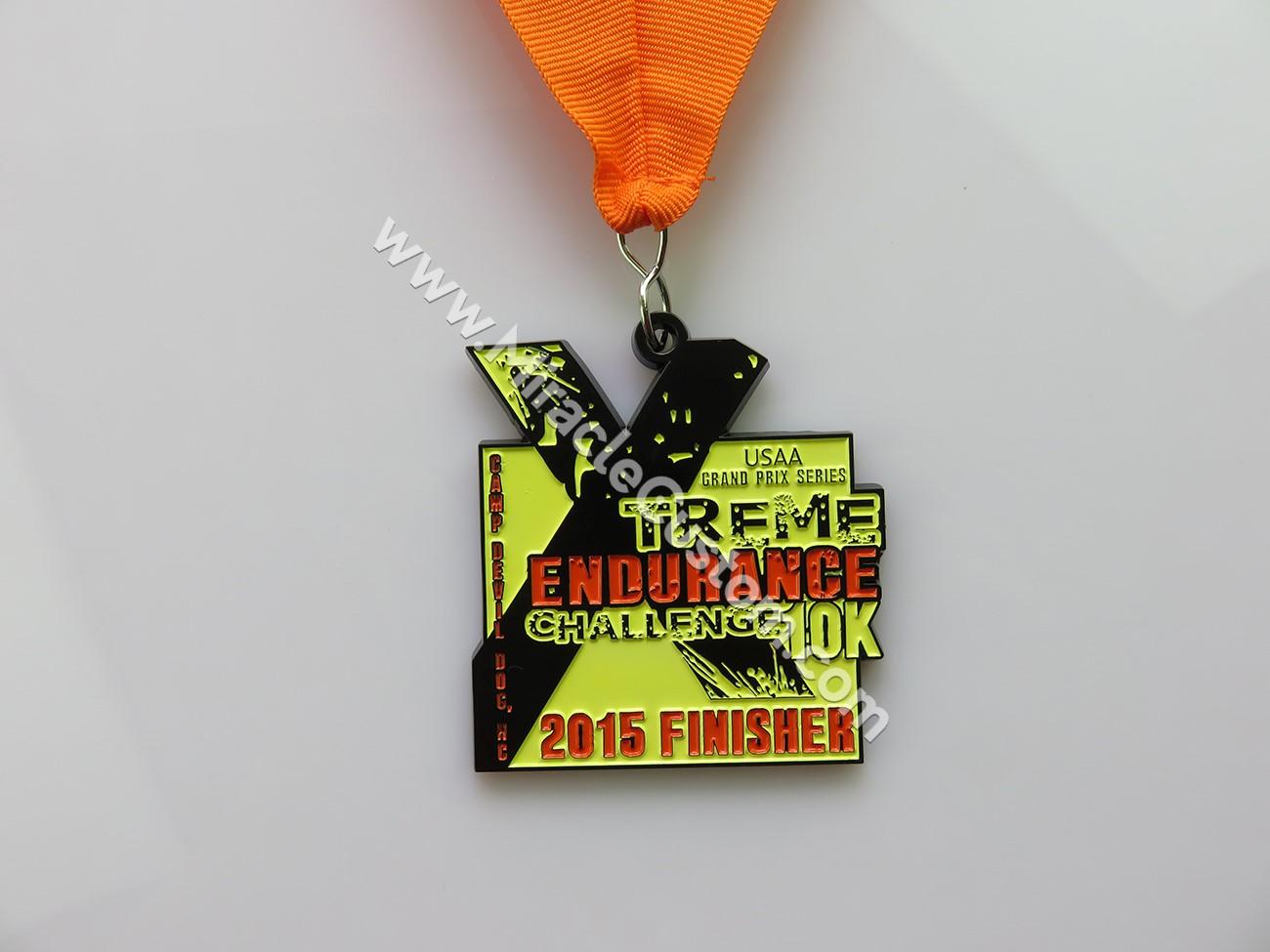 custom finisher medals