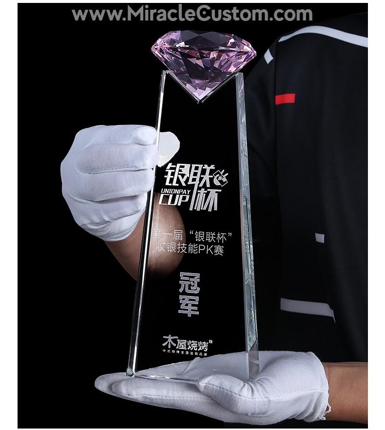 Custom Diamond Crystal