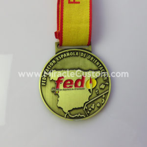 custom race medal factory