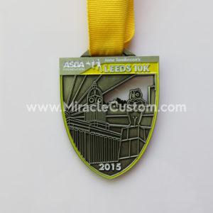 10K Race Medals