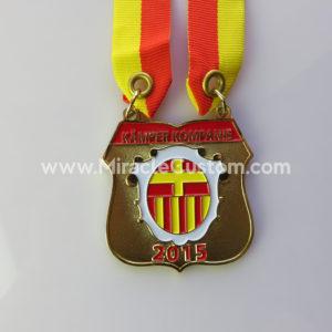 Aangepaste medaille