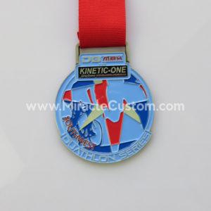 duathlon medal