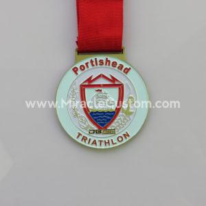 custom triathlon medals factory