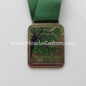 trail run medals