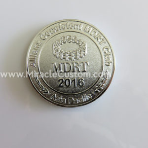 custom club coins