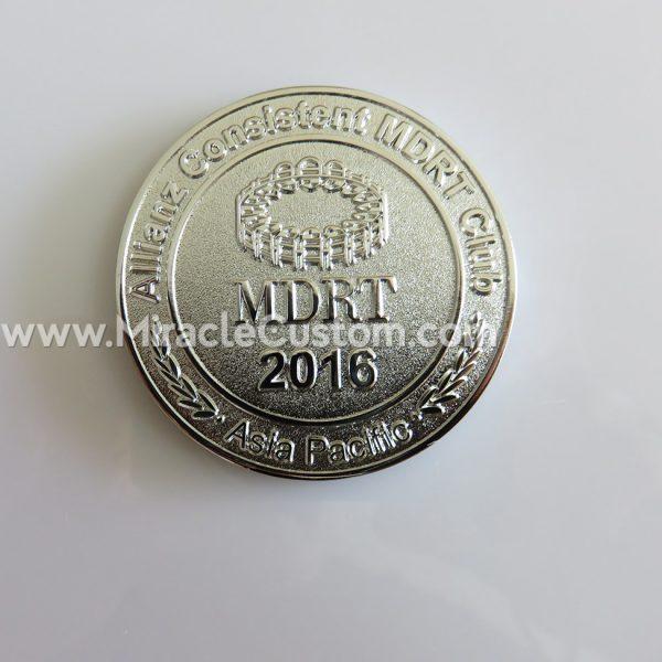 custom club coins