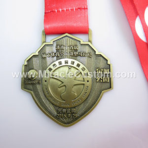 custom bronze medals