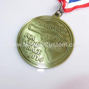 bespoke race medals