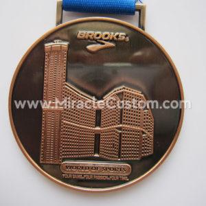 custom challenge medals