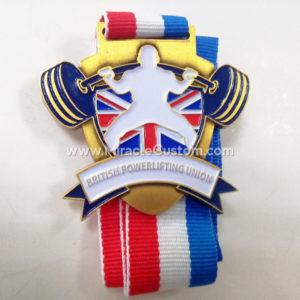 custom powerlifting medals