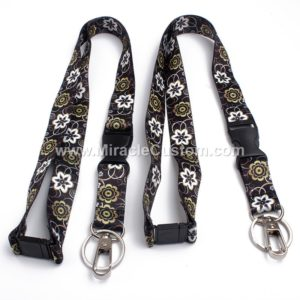 Full Color Dye Sublimation Lanyards