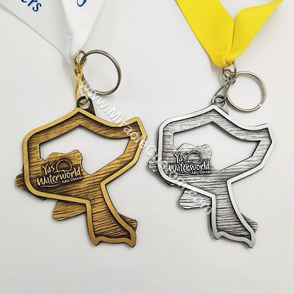custom half marathon 10k medals