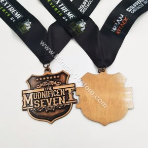 custom event race medals