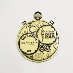 5k 10k race medals