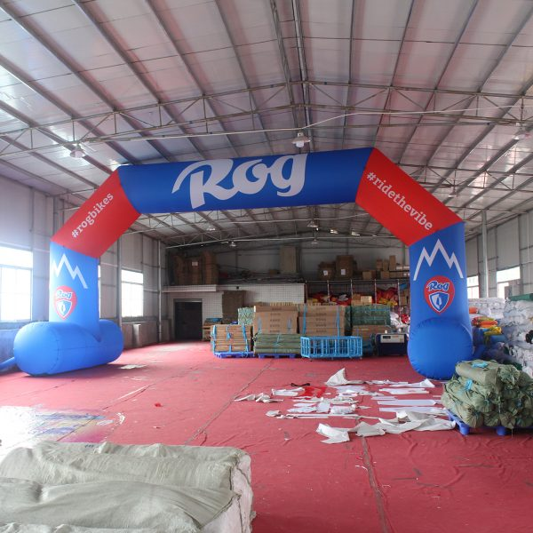 custom inflatables arches