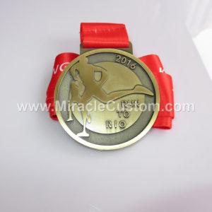 bespoke running medals