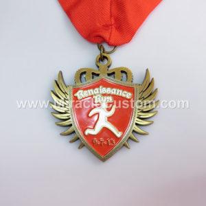bespoke race event medals