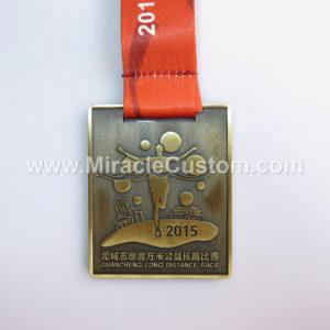 long distance race medals