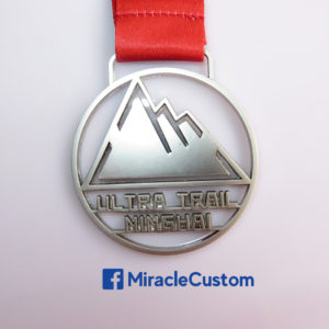 bespoke cut out race medals