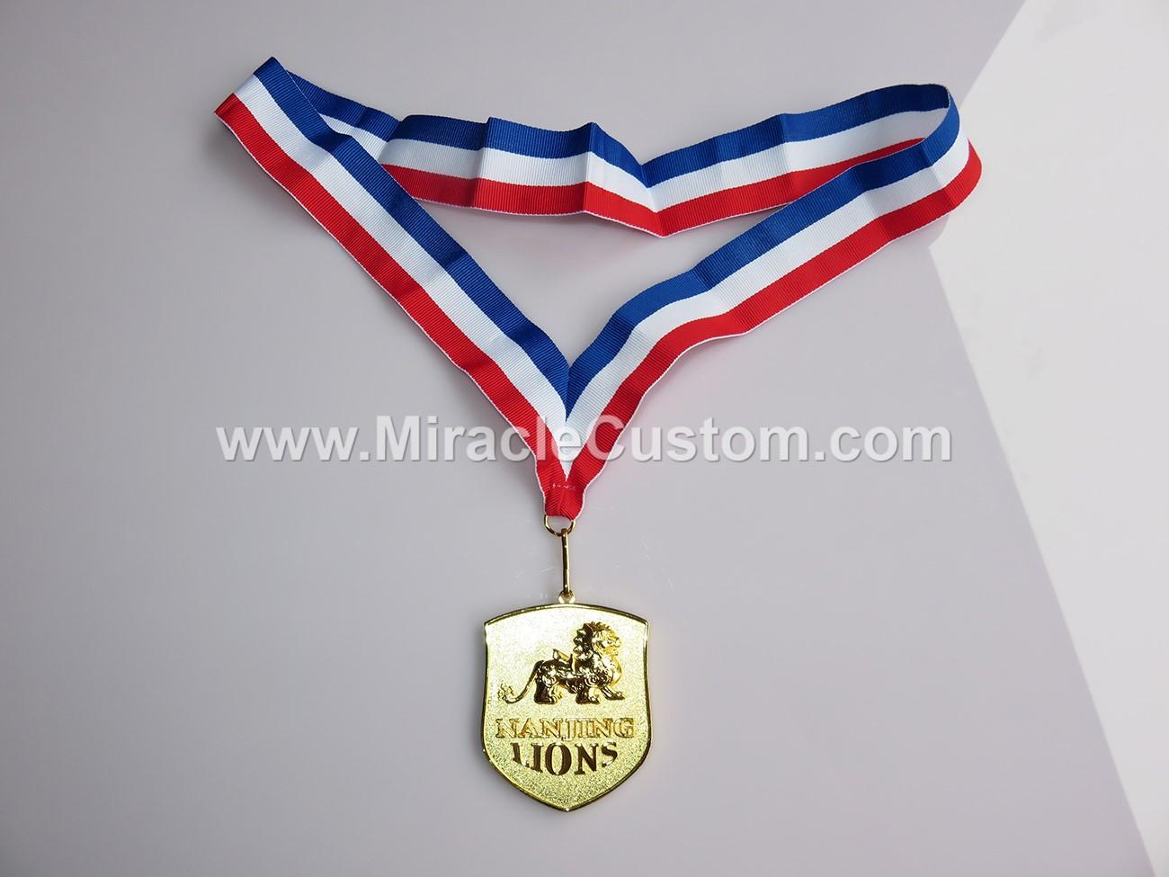custom 3d race medals