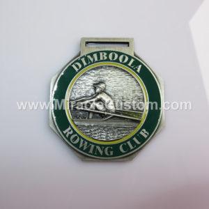 Custom China Rowing Medal