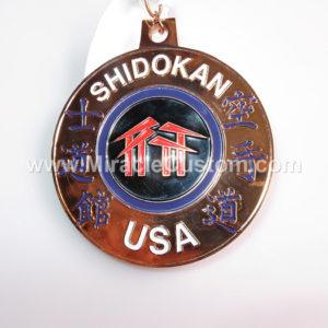 custom shidokan medals