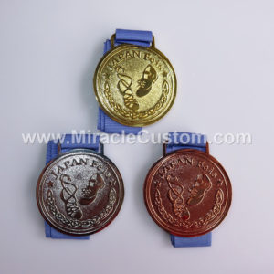 dance custom medals