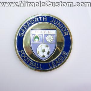 custom football sports medals