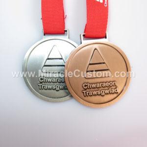 custom sport medals factory