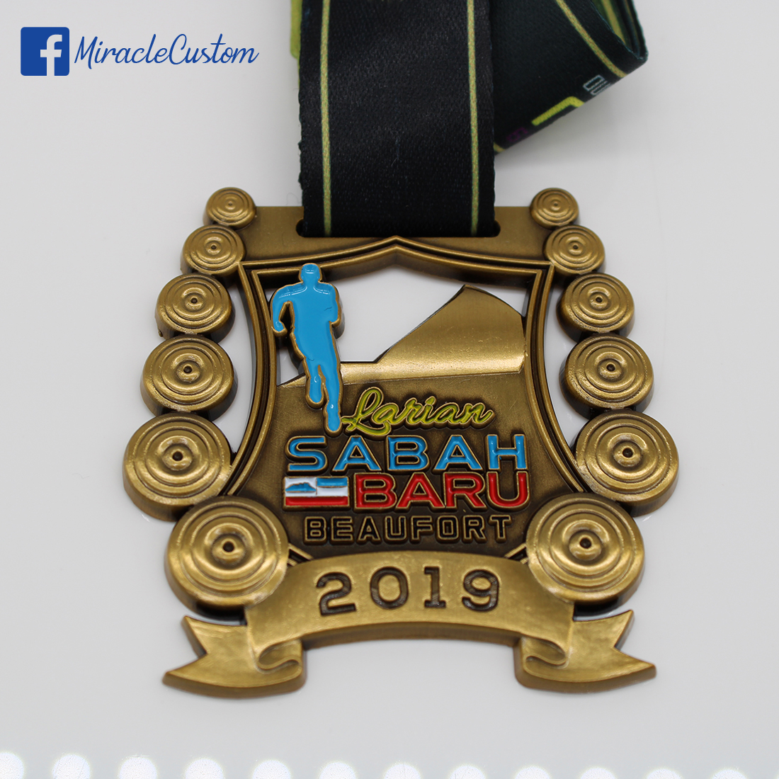 custom made race medals no minimum-www miraclecustom com