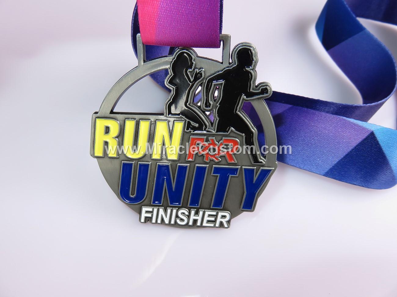 custom medals for running