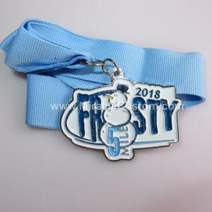 custom 5k run medals