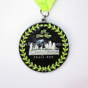 custom fun run medals