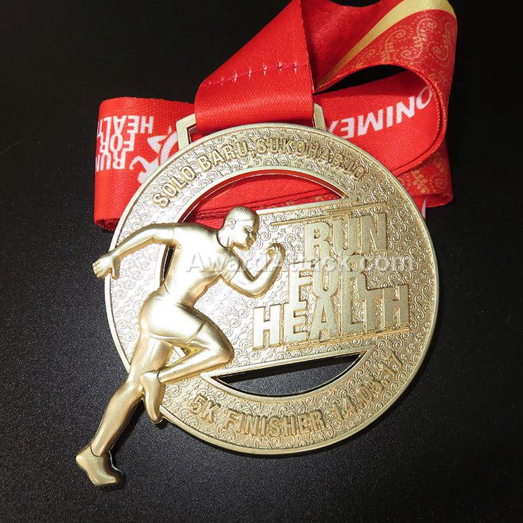 custom marathon running race medals no minimum-www