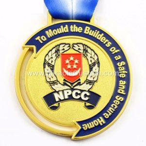 Custom Community Event Medal
