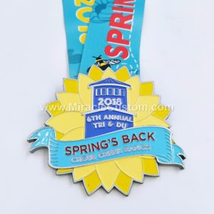 custom made race medals