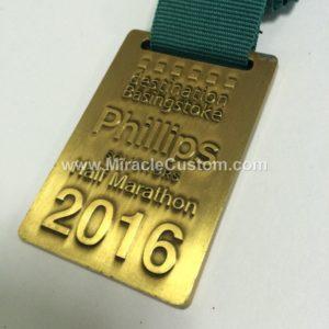 bespoke half marathon medals