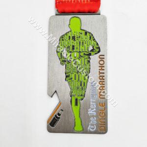 Bottle Opener Race Medals