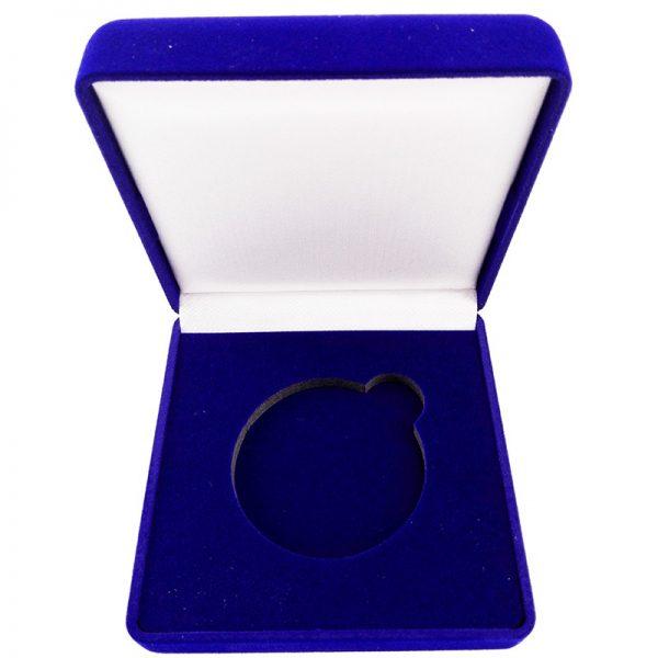 Custom Velvet box High quality jewelry gift box Medal boxCustom Velvet box High quality jewelry gift box Medal box