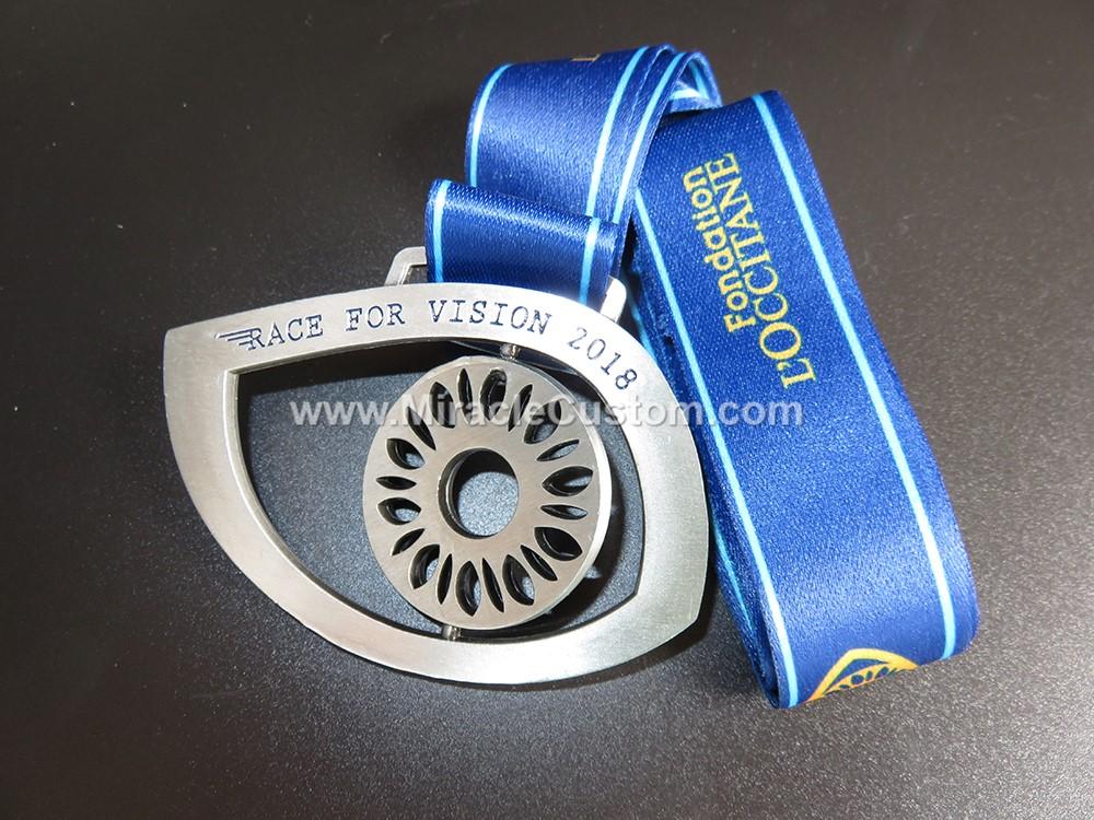 custom spin medals for marathon