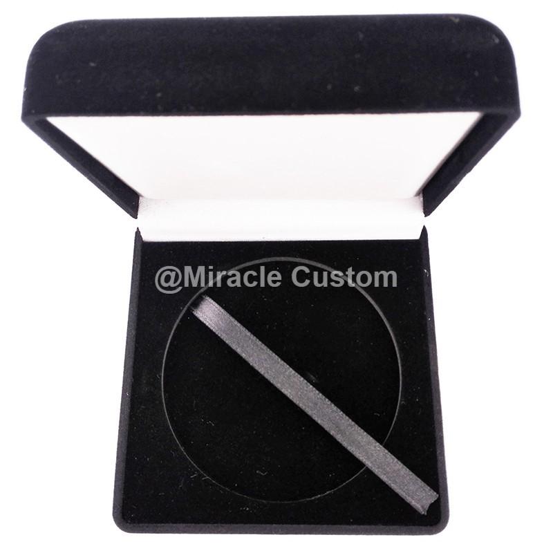 velvet medal box