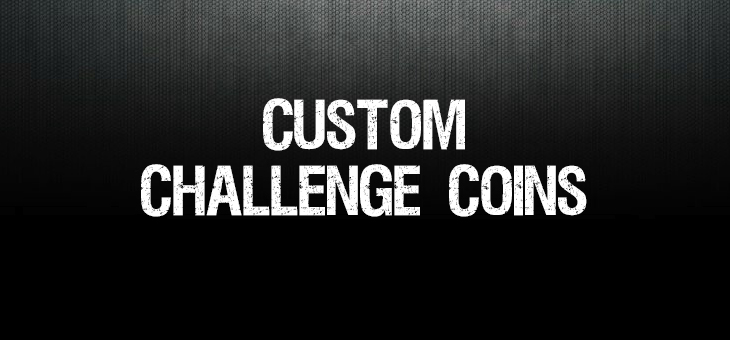 Custom Challenge Coins-Personalized Coins For Any Use