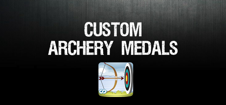 Custom Archery Medals