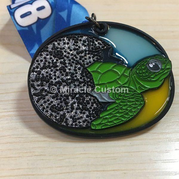 Custom Designed Translucent Medallions