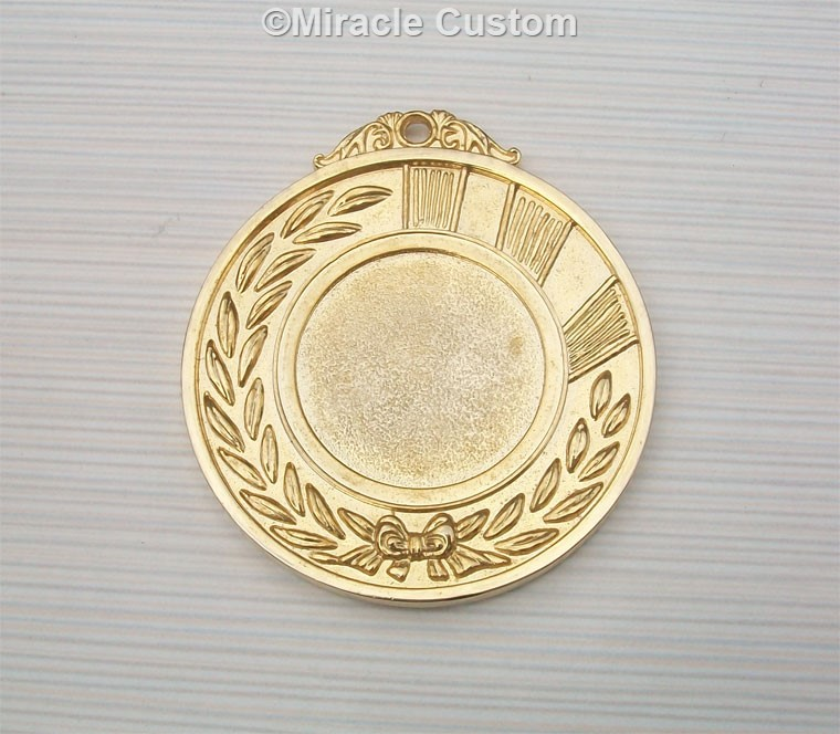 custom blank medals for Engraving and Imprinting-miracle custom