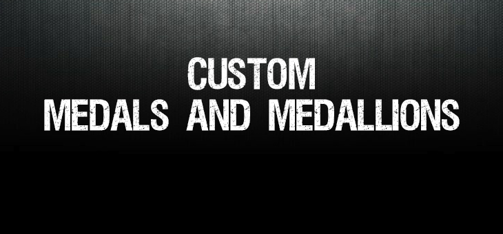 Custom Medals and Medallions