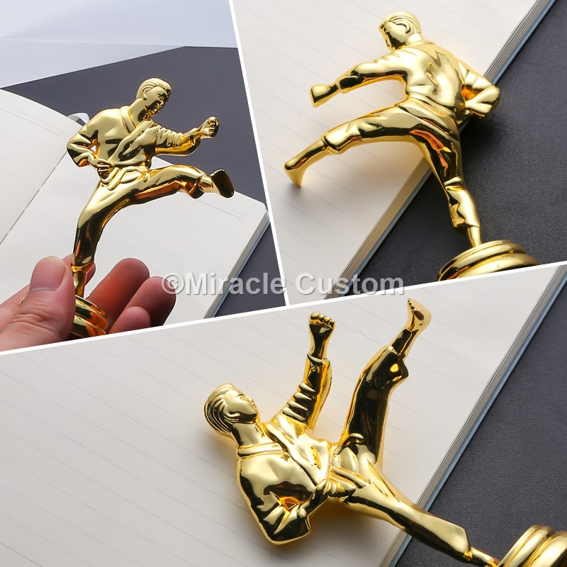 Custom Taekwondo Trophies