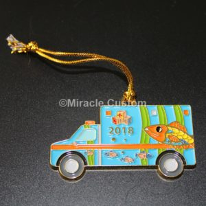 Custom souvenir award medals